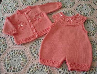 Kız Bebekler için Örgü Tulumu Yapımı