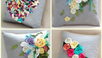 Dekoratif Yastık Modelleri