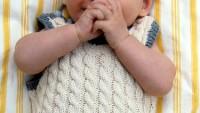 Bebek Örgü Yelek Modelleri