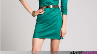 Günlük Kısa Elbise Modelleri 2015