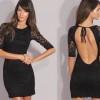 Dantelli Abiye Elbise Modelleri 2015
