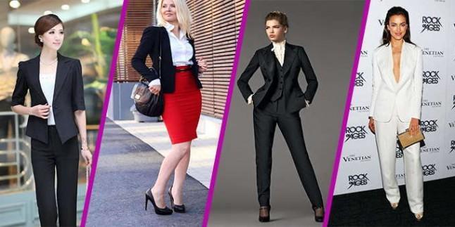 Bayan Takım Elbise Modelleri 2015