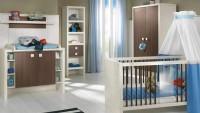 Erkek Bebek Odası Tasarımları