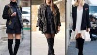 Trend: Dizüstü Çizme Modelleri