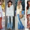 Yeni Trend İspanyol Paça Pantolon