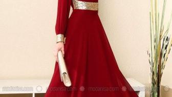 Kapalılar İçin Elbise Modelleri