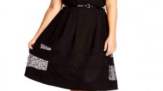 Kilolu Bayanlar İçin Abiye Elbise Modelleri