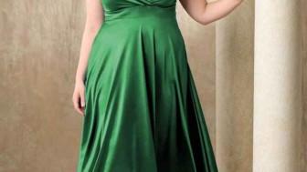 2018 Hamile Abiye Elbise Modelleri