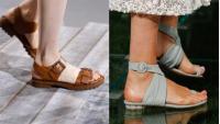 2018 Sandalet Modelleri
