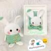 Amigurumi Örgü Tavşan Kutu Tarifi