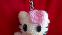 Amigurumi Kedi Anahtarlık Yapımı