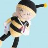 Amigurumi Oyuncak Arı Yapımı