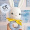 Amigurumi Tavşan Çıngırak Yapımı