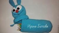 Amigurumi Tavşan Kalemlik Yapımı