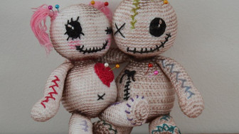 Amigurumi Voodoo Bebek Yapımı