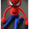 Amigurumi Örümcek Adam Tarifi