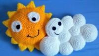 Amigurumi Oyuncak Güneş Yapımı
