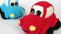 Amigurumi Örgü Oyuncak Araba Yapımı