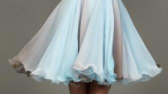 Kısa Abiye Elbise Modelleri