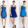 Mavi Abiye Modelleri ve Gece Elbiseleri