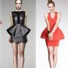 Peplum Abiye Elbise Modelleri