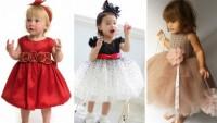 Küçük Kız Çocuk Abiye Modelleri