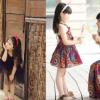 Anne Kız Kıyafet Kombinleri