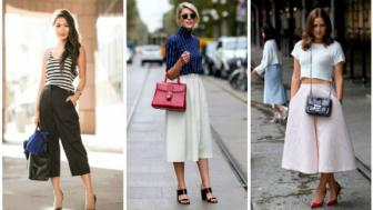 Culotte Pantolon Modelleri