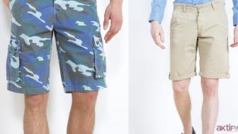 Erkek Denim Şort Modelleri