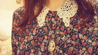 Çiçek Desenli Gömlek Modelleri