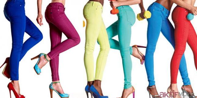 2019 Skinny Jeans Modelleri