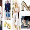 Farklı Topuklu Ayakkabı Modelleri