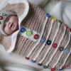 Örgü Bebek Battaniyesi Nasıl Yapılır?