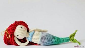 Amigurumi Denizkızı Tarifi – Yapımı ve Modelleri