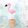 Amigurumi Flamingo Nasıl Yapılır?
