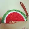 Amigurumi Karpuz Çanta Yapımı – Tarifi ve Modelleri
