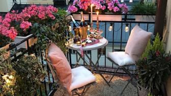 Balkon Dekorasyon Örnekleri 2019