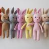 Amigurumi Minik Tavşan Yapımı