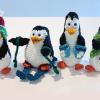 Amigurumi Penguen Pingu Tarifi