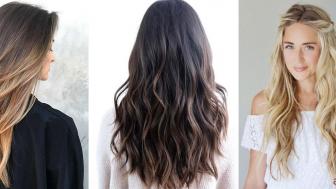 Katlı Kesim Saç Modelleri 2019