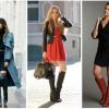 2019 Kışlık Elbise Modelleri