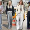 Bol Kesim Pantolon Modelleri 2019