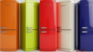 Renkli Buzdolabı Modelleri
