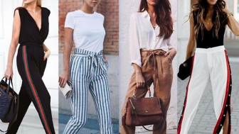 2019 Şalvar Pantolon Modelleri