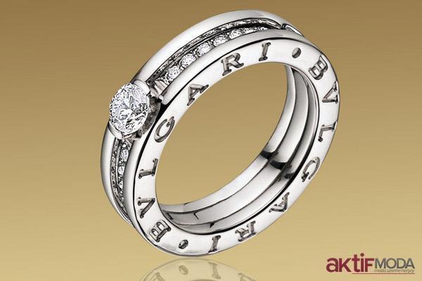 Bvlgari Nişan Yüzüğü Modeli