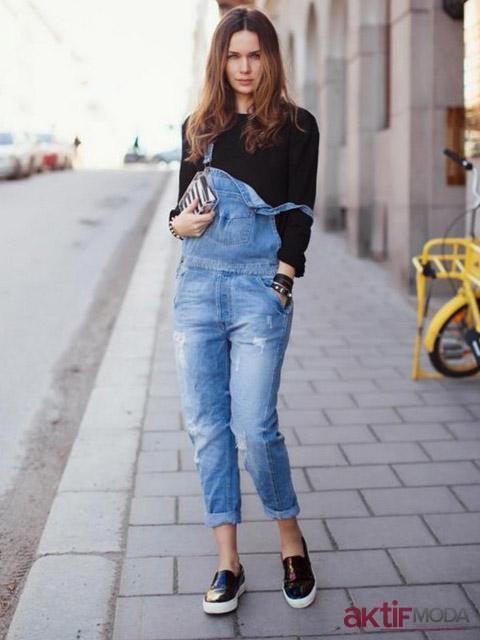 Şık Bahçıvan Pantolon Modelleri