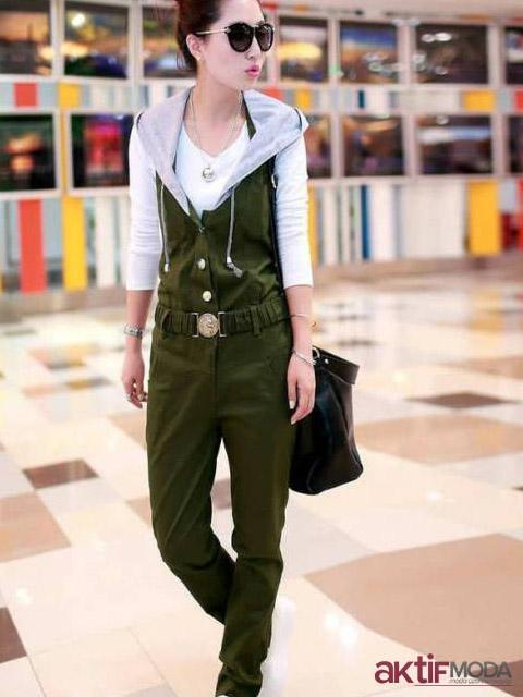 Yeşil Bahçıvan Pantolon Modelleri