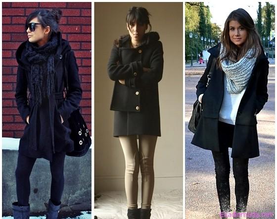 2015 Moda Kaban Modelleri