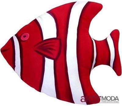 Balıklı Dekoratif Yastık Modelleri