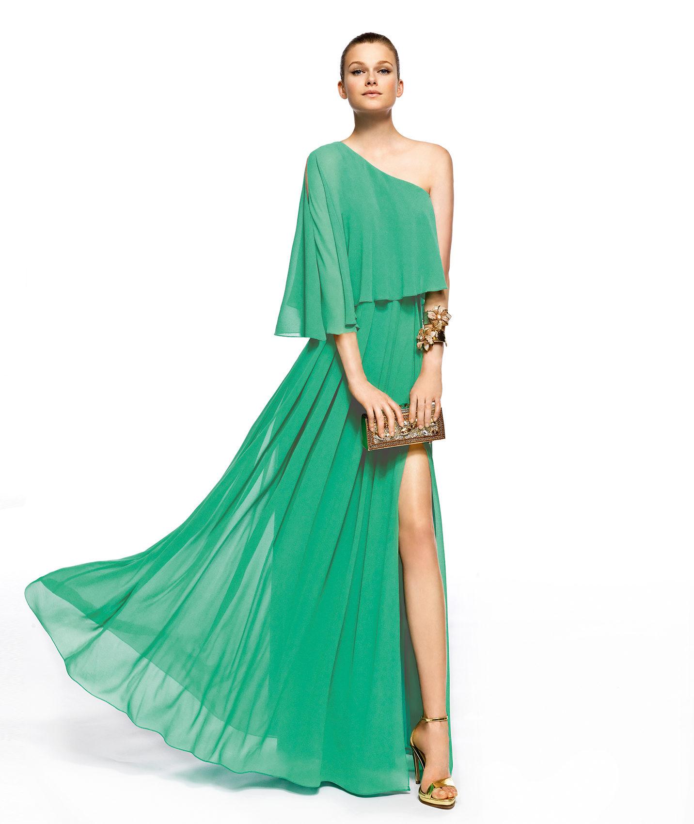 Yeşil Gece Elbiseleri